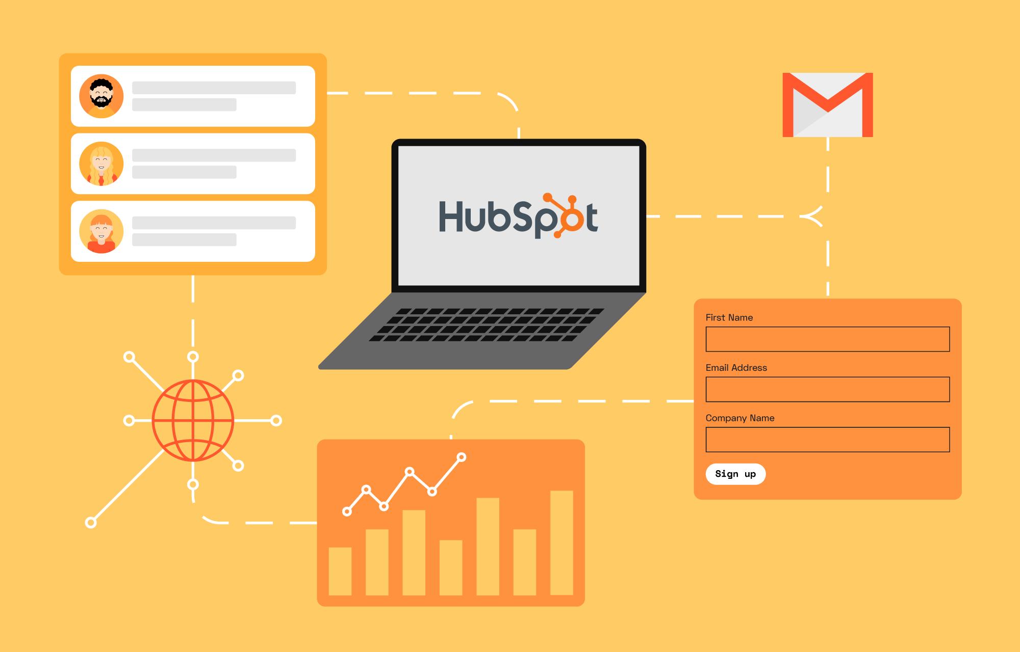 """Khám Phá Câu Chuyện Của HubSpot - """"Cha Đẻ"""" Khái Niệm Inbound Marketing"""